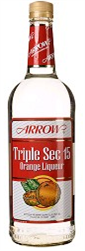 Arrow Liqueur Orange Triple Sec 15 1.00l - Case of 12